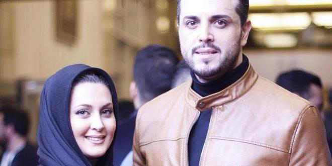 عکس های بازیگران و همسرانشان در جشنواره فجر 95