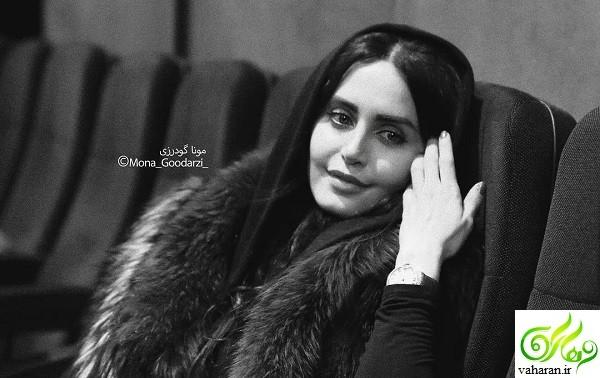 عکس های جدید الناز شاکردوست در اکران انیمیشن مبارک بهمن 95