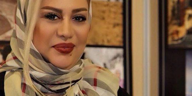 عکس های ندا افشار مادر سحر قریشی در جشنواره فجر 95