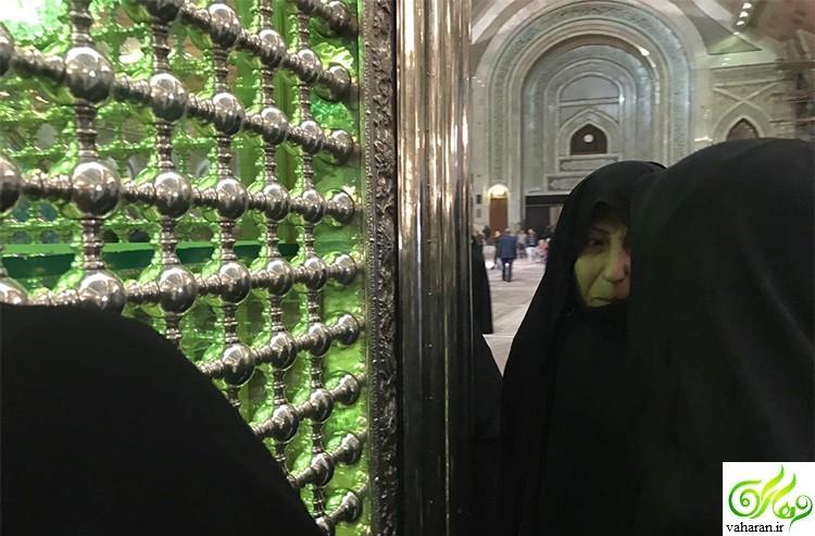 عکس های چهلم رفسنجانی با حضور چهره ها و خانواده ایشان بهمن 95