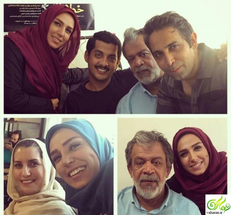 پخش سریال بازگشت از شبکه سه از امشب + بازیگران و داستان و عکس