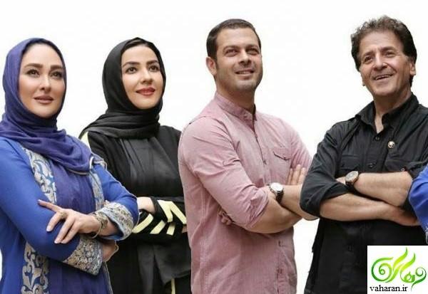 پخش سریال روزهای بیقراری از شبکه سه + داستان و بازیگران و عکس