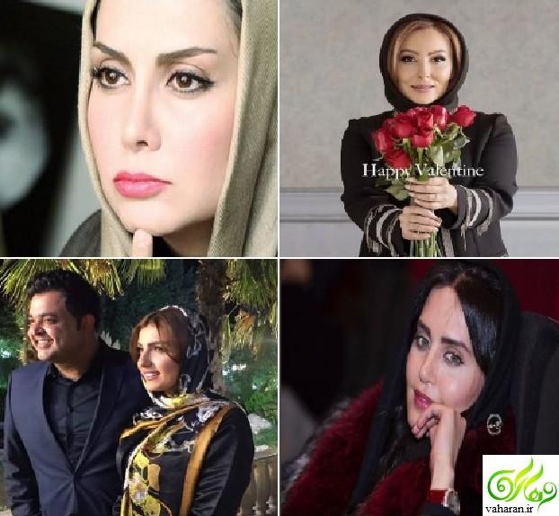 پیام تبریک بازیگران و هنرمندان برای ولنتاین 2017