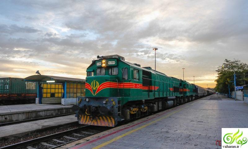 پیش فروش بلیت قطارهای نوروز 96 آغاز شد
