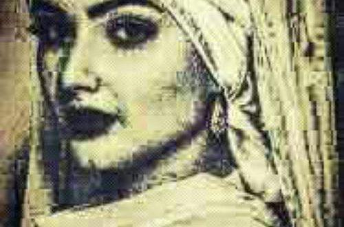 انتشار عکس واقعی زلیخا بعد از بازسازی تصویرش در مصر