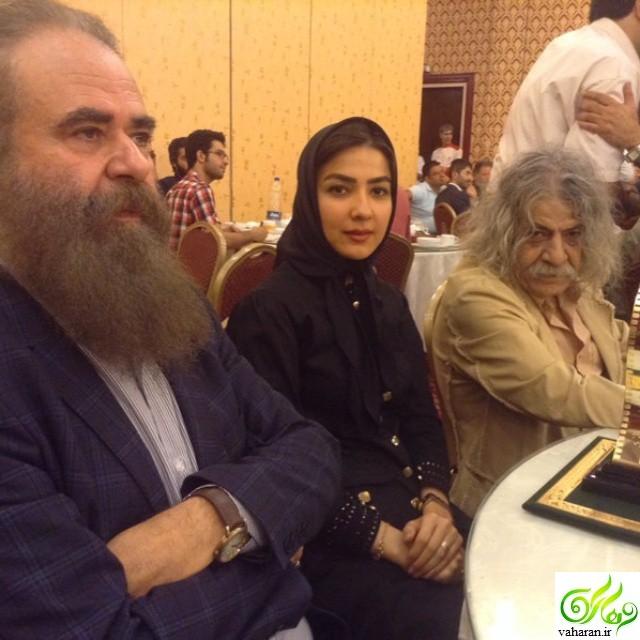 بیوگرافی سارا صوفیانی (سارا در روزهای بیقراری) و اختلاف 28 ساله با همسرش + عکس