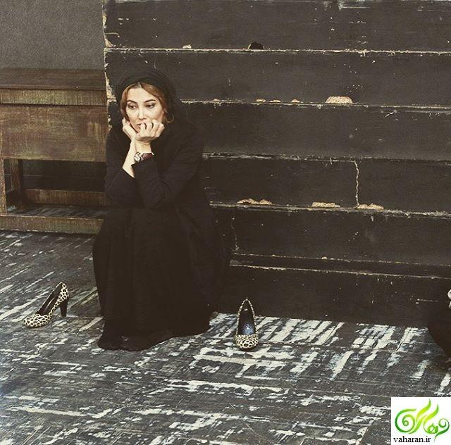 بیوگرافی مهسا باقری + عکس (بازیگر نقش سرو در سریال علی البدل)