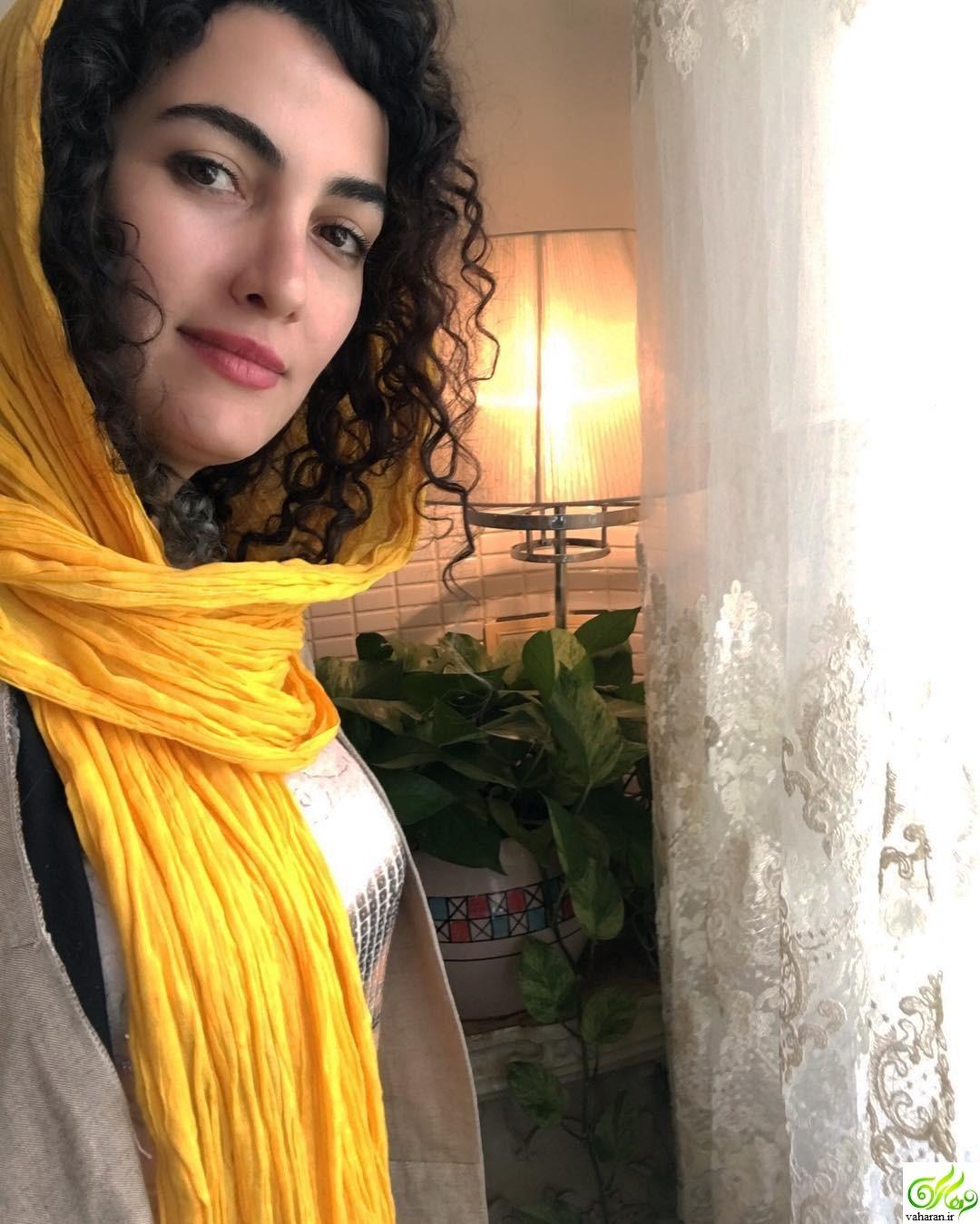 بیوگرافی هدیه آزاده + عکس (بازیگر نقش سوسن در سریال علی البدل)