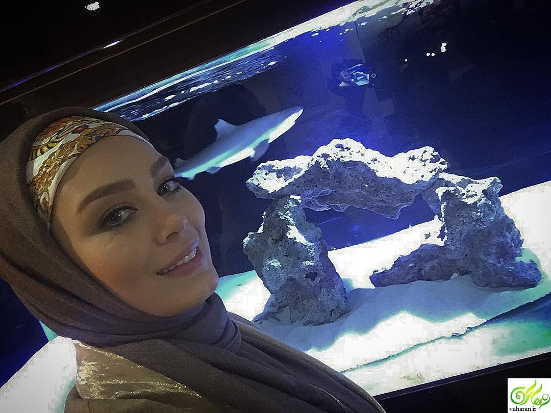 جرئیات خبر مادر شدن سحر قریشی فروردین 96 + عکس دخترش