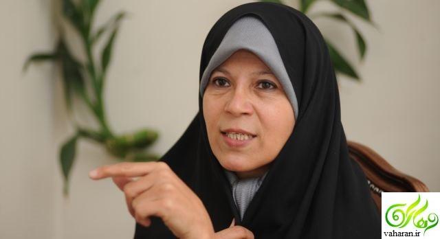 جزئیات خبر صدور حکم زندان برای فائزه هاشمی اسفند ۹۵