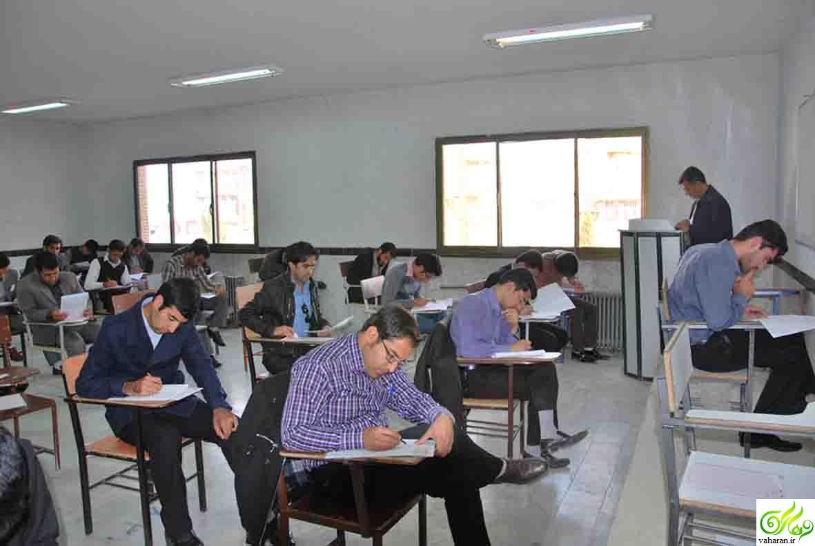زمان آزمون استخدامی شهرداری تهران اعلام شد