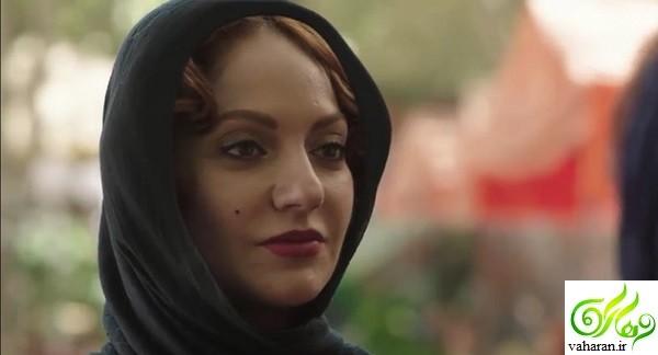 سانسور عجیب حجاب بازیگران زن سریال عاشقانه در قسمت سوم + عکس