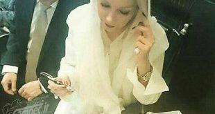 عکس دیده نشده از مراسم ازدواج افشین یداللهی و همسرش