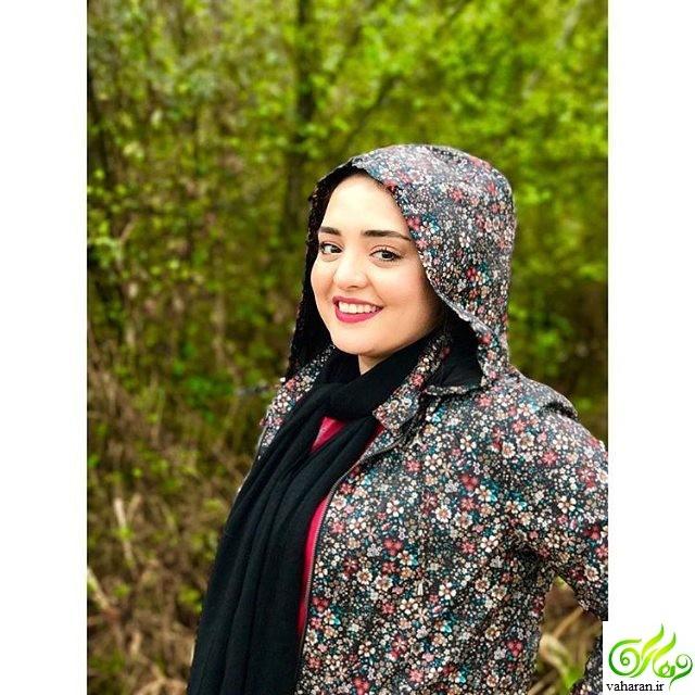 عکس های جشن تولد نرگس محمدی فروردین ۹۶ با حضور بازیگران
