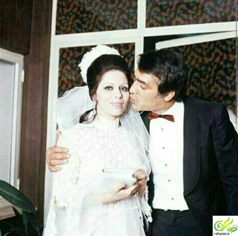 عکس های دیده نشده از عارف و فردین به همراه همسرانشان