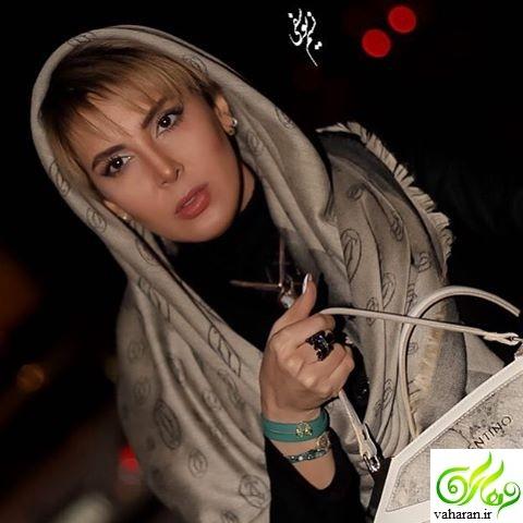ماجرای سانسور پاهای لیلا بلوکات در برنامه رضا رشیدپور + فیلم