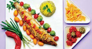 نکات مهم خرید و طبخ ماهی شب عید