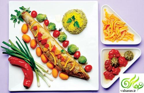 نکات مهم خرید و طبخ ماهی شب عید 96 + دستور تهیه سبزی پلو با ماهی نوروز 96