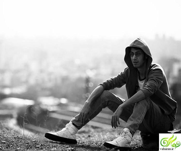 بیوگرافی بهرام افشاری + عکس (بازیگر نقش هرمز در سریال علی البدل)