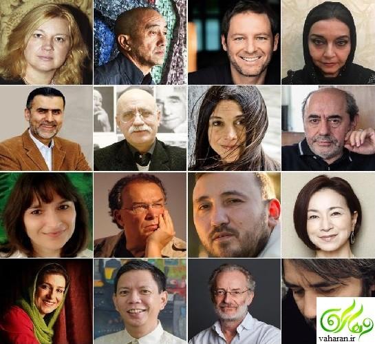 بیوگرافی داوران سی و پنجمین جشنواره جهانی فیلم فجر 96