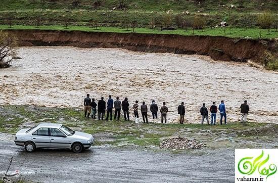سیل در تبریز فروردین 96 + تعداد کشته ها و مفقودین و مصدومین