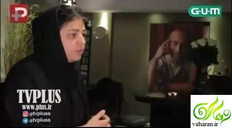 صحبت های تلخ همسر عارف لرستانی در مورد لحظه مرگ عارف لرستانی