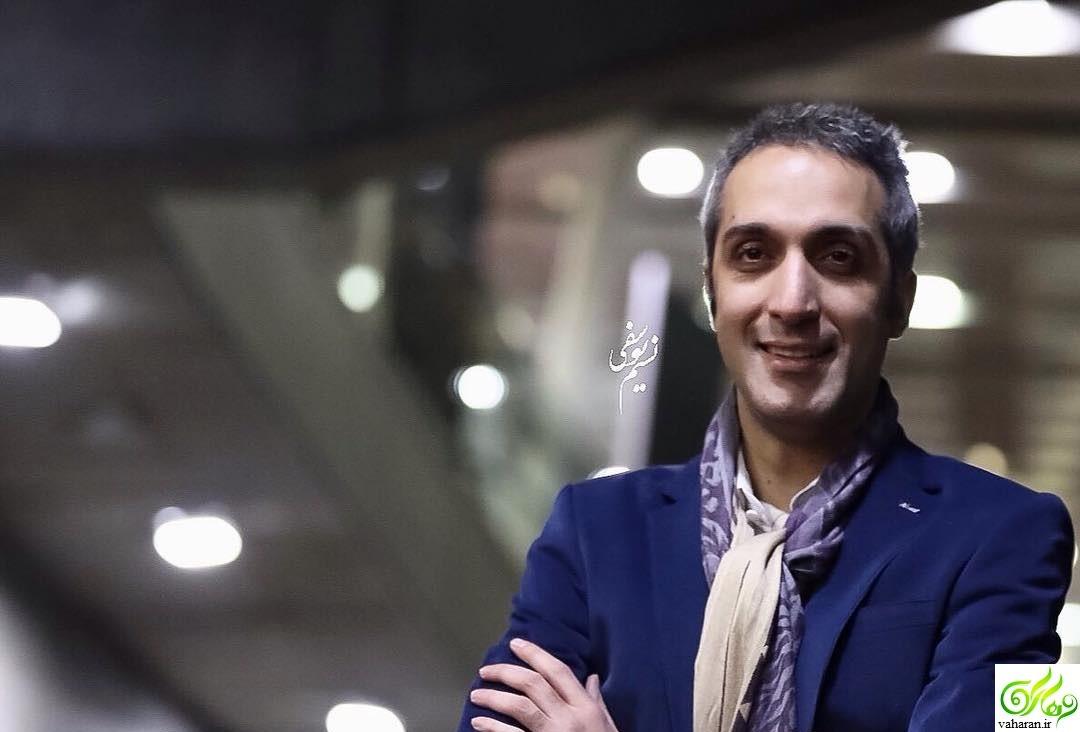 عزادار شدن امیرمهدی ژوله + بیوگرافی و عکس
