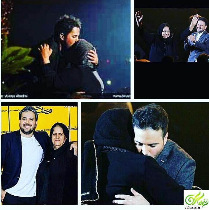 علی عبدالمالکی در دورهمی 17 فروردین 96 + بیوگرافی و عکس