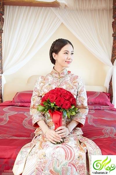 عکس های ازدواج دو بازیگر مشهور سینما و تلویزیون