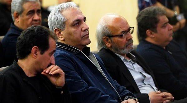 صحبت های مهران مدیری در مراسم عارف لرستانی اردیبهشت 96