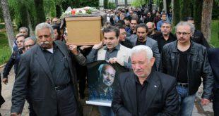 عکس های بازیگران در مراسم تشییع نقی سیف جمالی اردیبهشت 96
