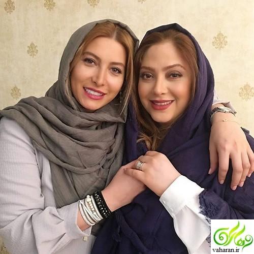 عکس های جشن تولد فریبا نادری در سالن زیبایی مریم سلطانی