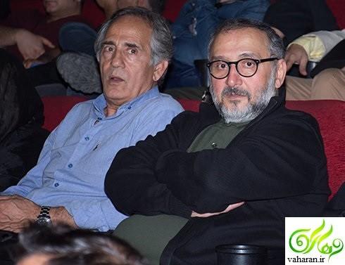عکس های مراسم اکران فیلم مفت آباد با حضور بازیگرن فروردین 96