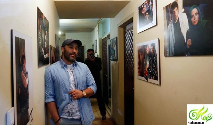 عکس های نشست خبری سریال علی البدل با حضور بازیگران فروردین 96