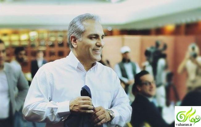 مصاحبه با مهران مدیری : دلیلی ندارد کسی در مورد زندگی شخصی ام بداند!