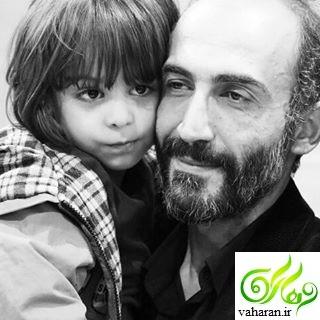 هادی حجازی فر در دورهمی 24 فروردین 96 + بیوگرافی و عکس همسرش و پسرش