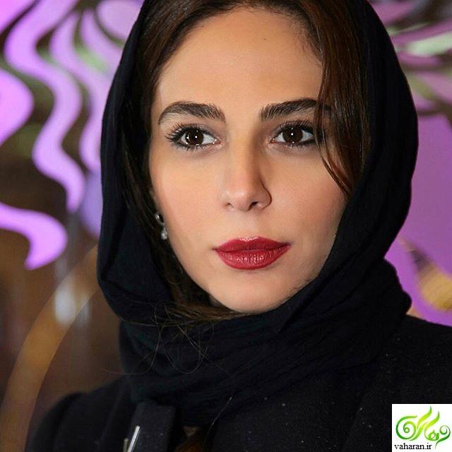 پوشش عجیب و نامناسب رعنا آزادی ور در فستیوال فیلم ابوظبی 2017
