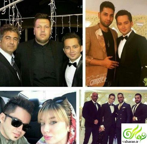 ازدواج شهنام شهابی + عکس و بیوگرافی
