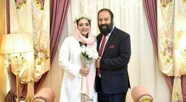 نظر جالب نرگس محمدی در مورد ریش همسرش علی اوجی + فیلم