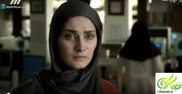 بیوگرافی ساناز سعیدی بازیگر نقش ناهید در سریال نفس ماه رمضان 96 + عکس