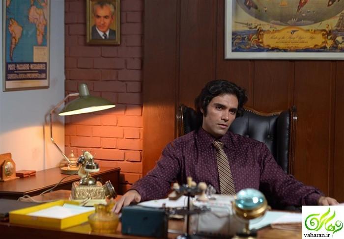 بیوگرافی شهاب شادابی بازیگر نقش داریوش در سریال نفس ماه رمضان 96 + عکس