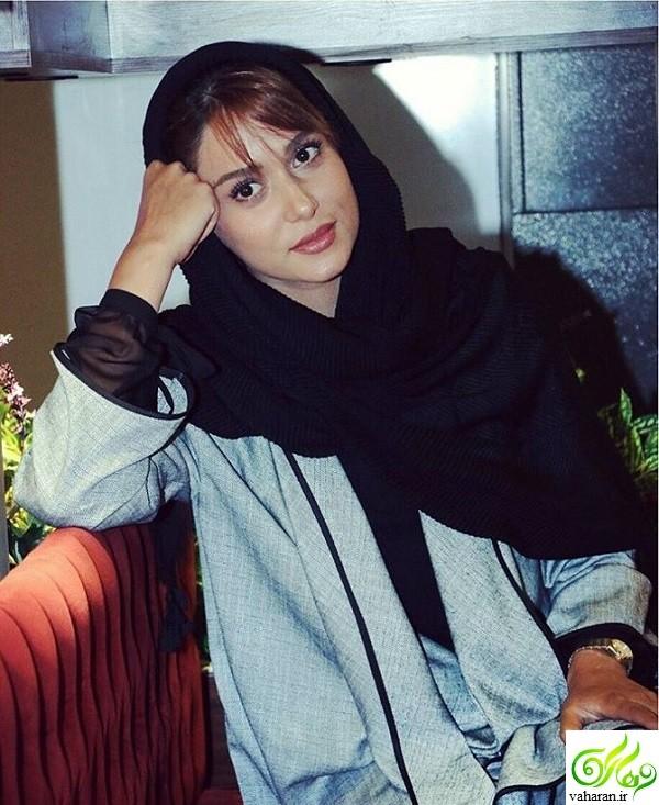 جدیدترین عکس های پریناز ایزدیار خرداد 96