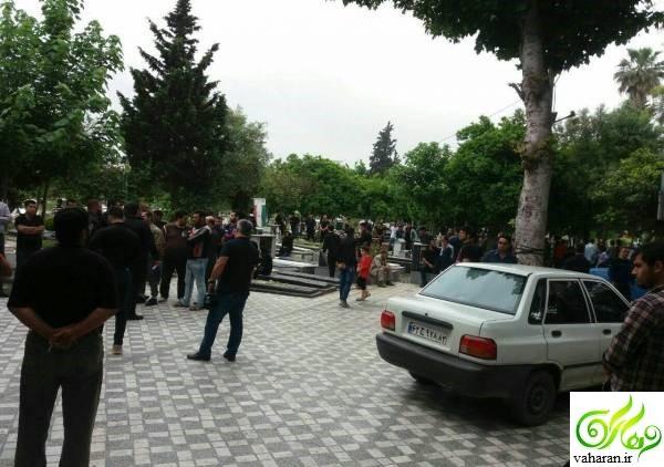 جزئیات خبر درگذشت شاه مازندران در زندان اردیبهشت 96 + عکس