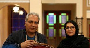 رویا تیموریان در دورهمی 21 اردیبهشت 96 + بیوگرافی خانواده او و عکس ها