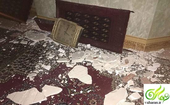 زلزله بجنورد اردیبهشت 96 +تعداد کشته شدگان و مصدومان