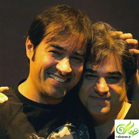 شباهت عجیب شهاب حسینی و برادرش + عکس