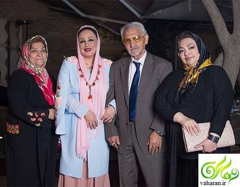 عکس های جشن تولد بهنوش بختیاری خرداد 96