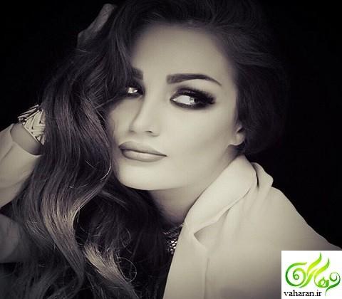 عکس های طلا گلزار دختر سهیلا / مانکن ایرانی در آمریکا