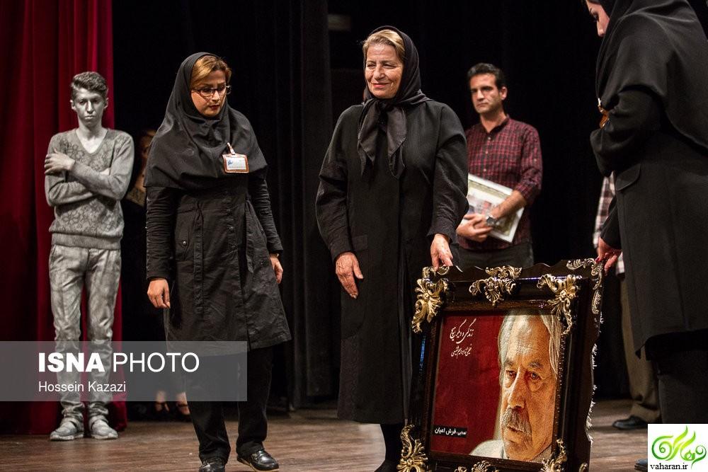 عکس های مراسم بزرگداشت داریوش اسدزاده اردیبهشت 96