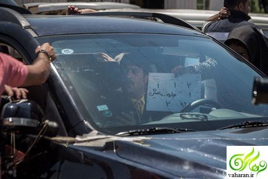 عکس های پشت صحنه سریال پایتخت 5